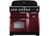 Falcon Classic Deluxe 90 Induction Airelle Chrome