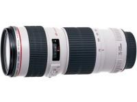 Canon EF70-200 - Vue de droite